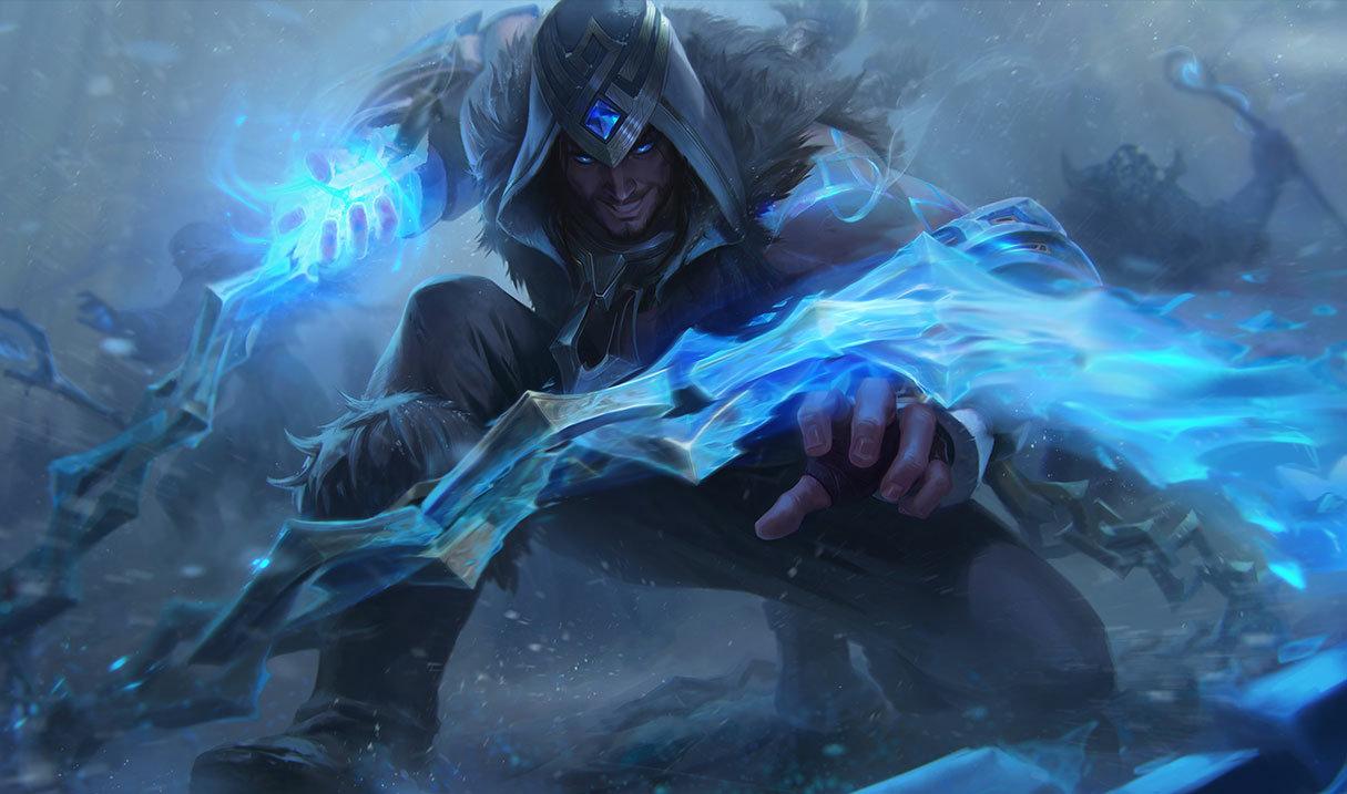 Freljord Sylas in League of Legends