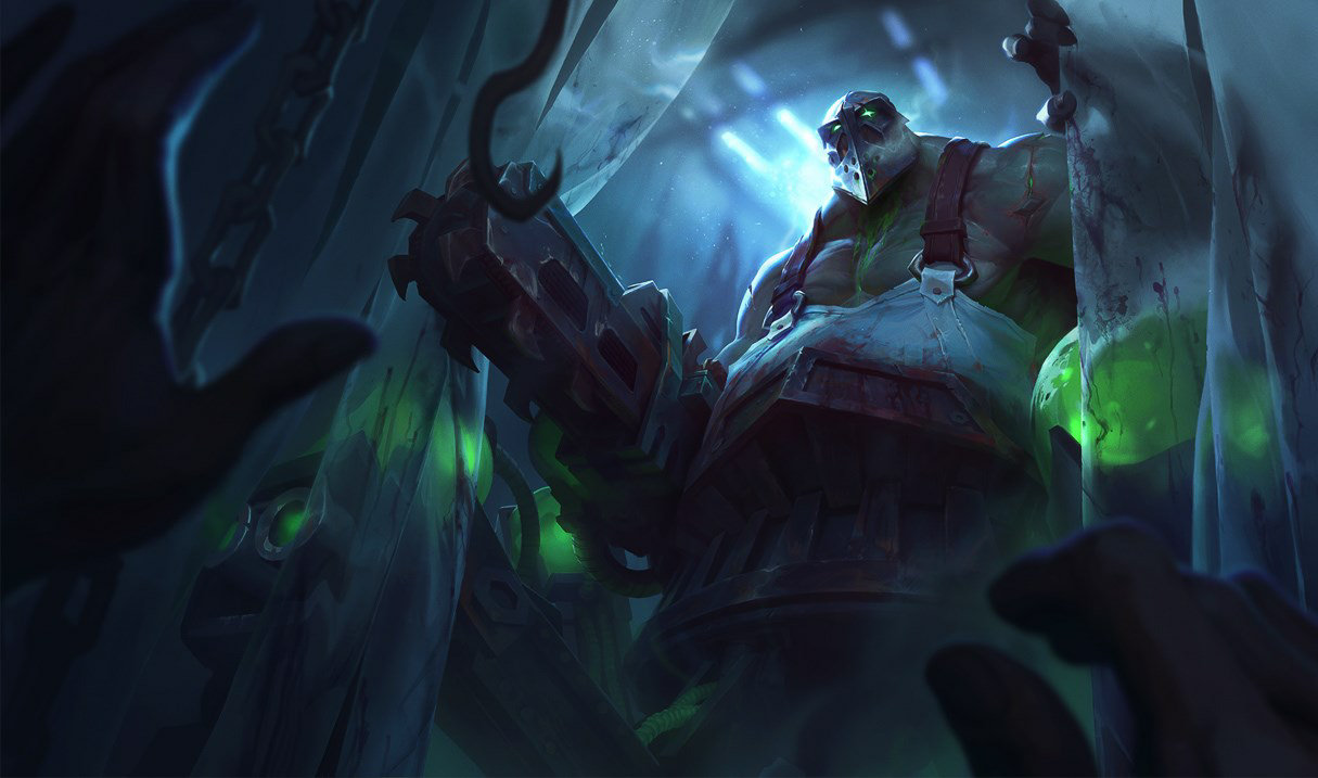 Urgot could become a viable pick after his League of Legends patch 10.20 buffs.