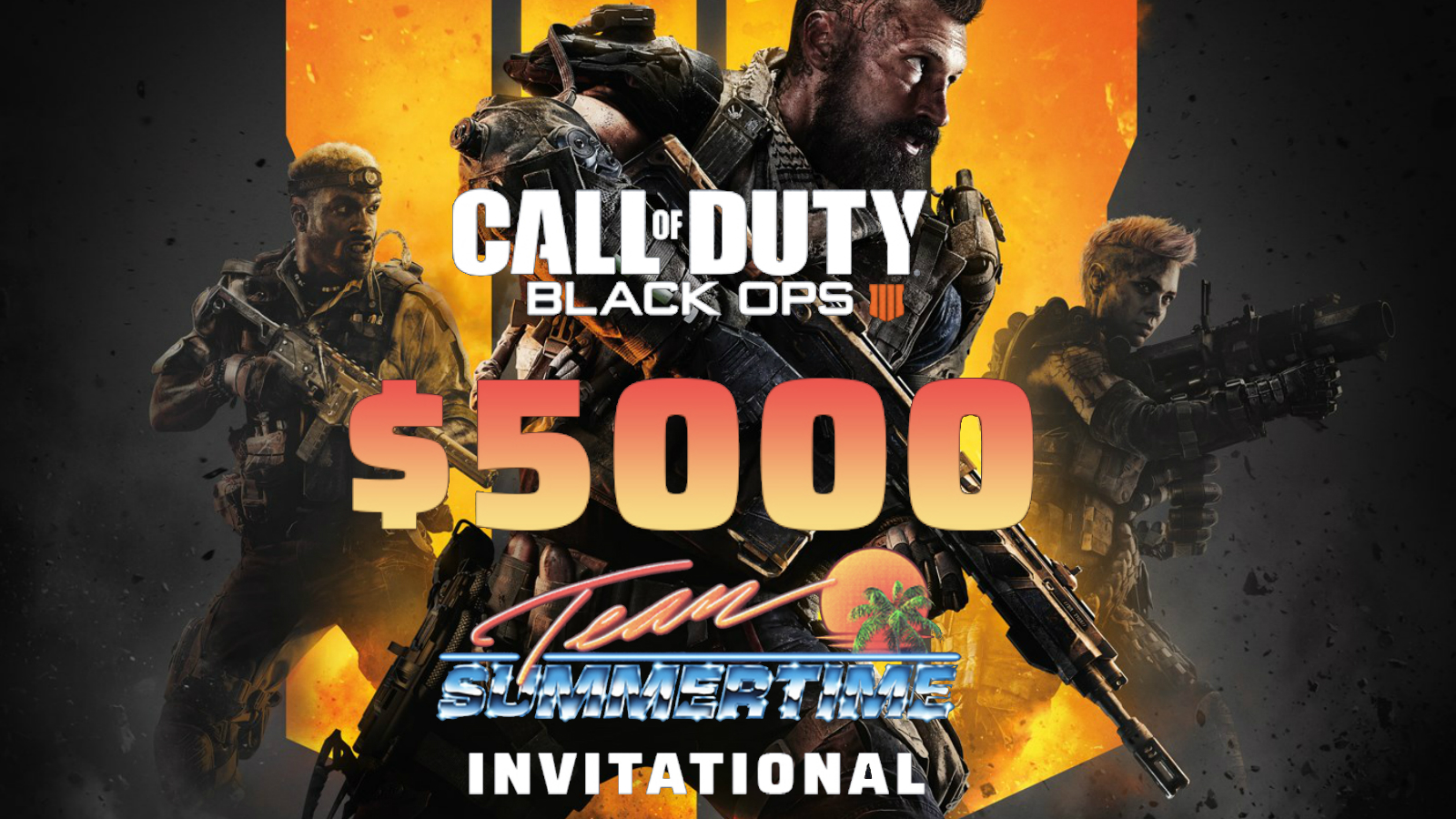 Black Ops 4 tournament results