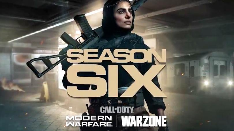 Season Six promo for Warzone