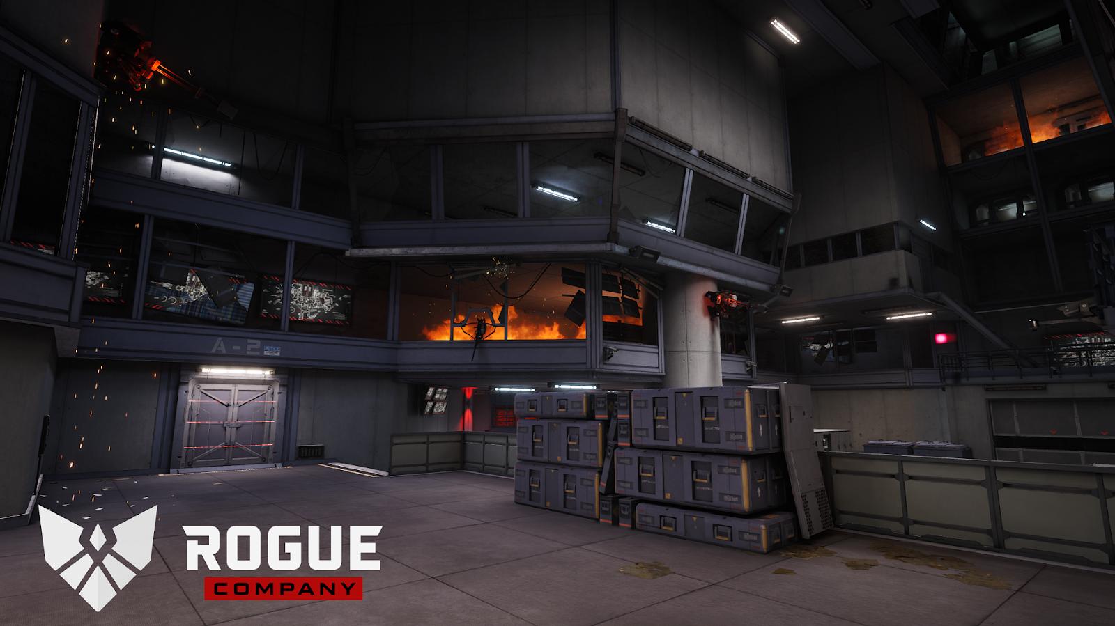 Lockdown in Rogue Company