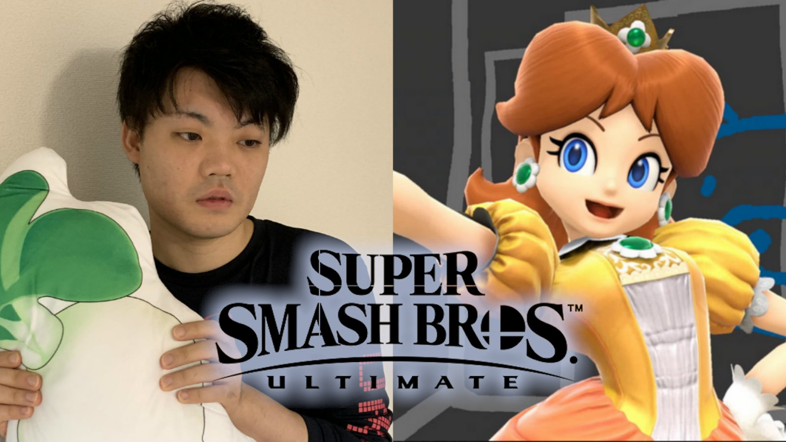 Smash Ultimate pro cosplays as Daisy