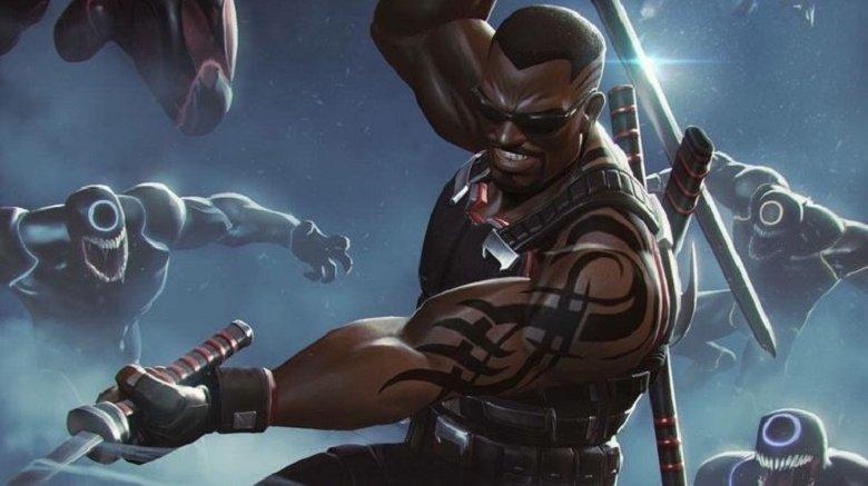 Looks like Blade, the