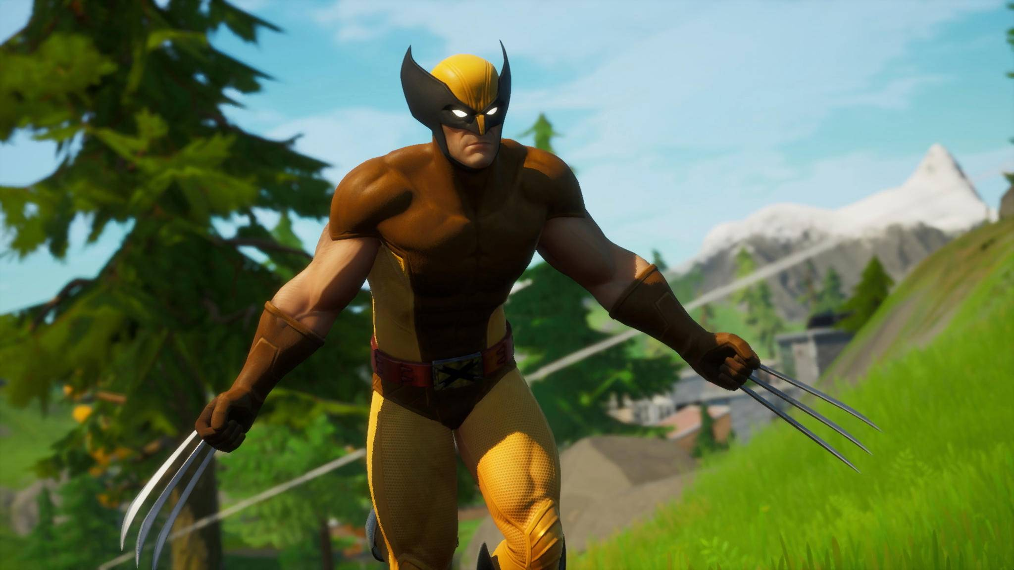 Wolverine will be roaming the Season 4 map as a Fortnite boss after the v14.20 update.