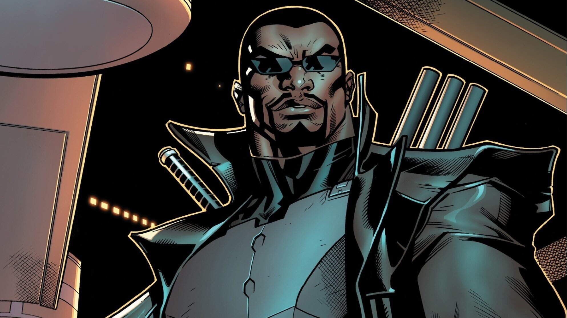 Blade should be the next Marvel hero to join the Fortnite event in Season 4.