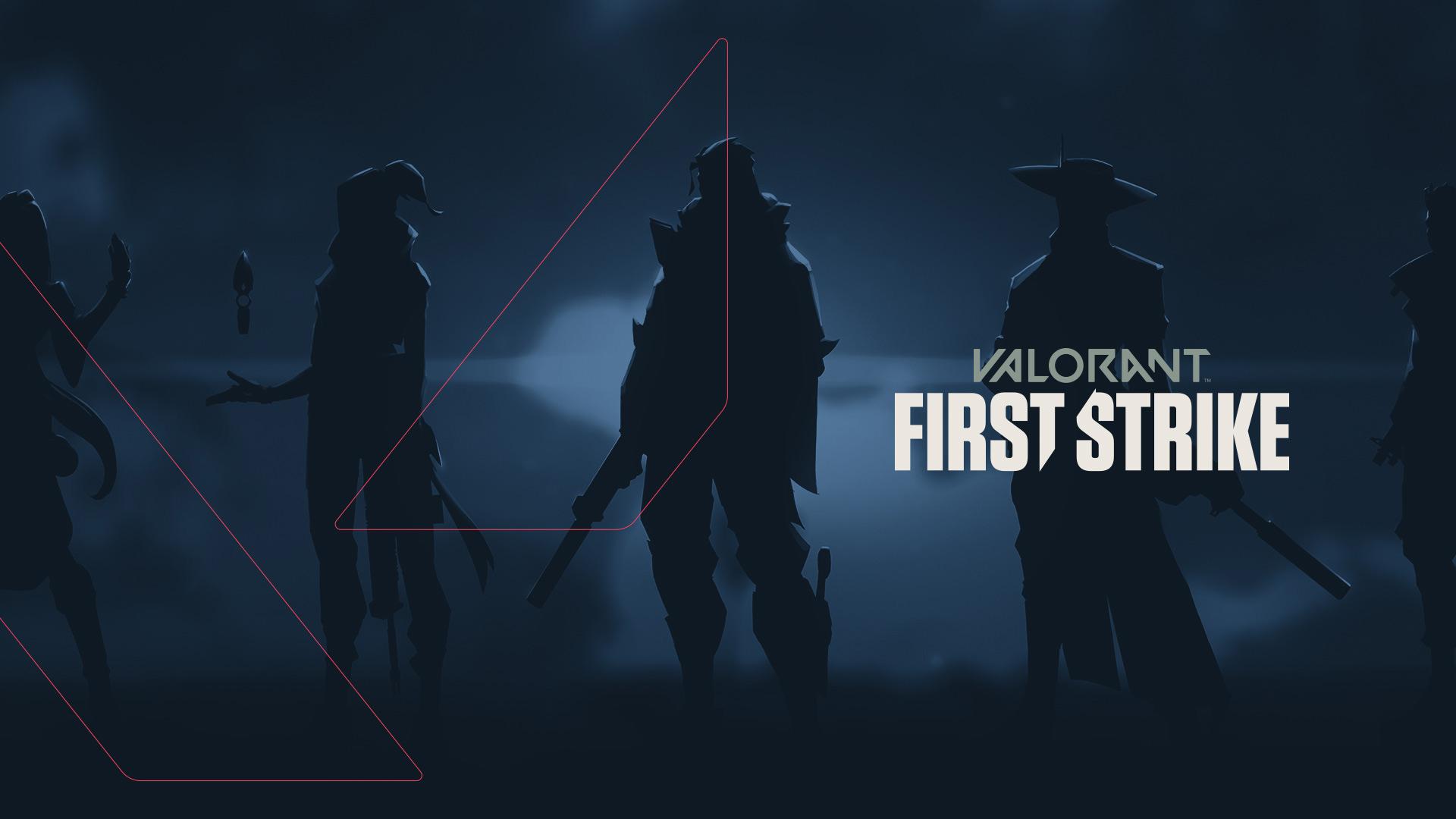 Riot Games' First Strike Valorant tournament.