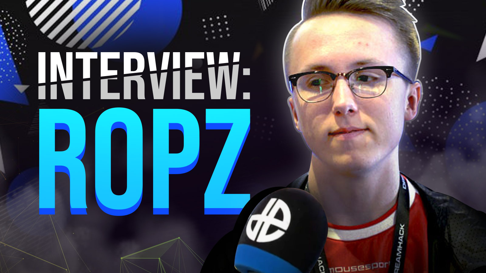 Ropz interview brought to you by Team Razer.