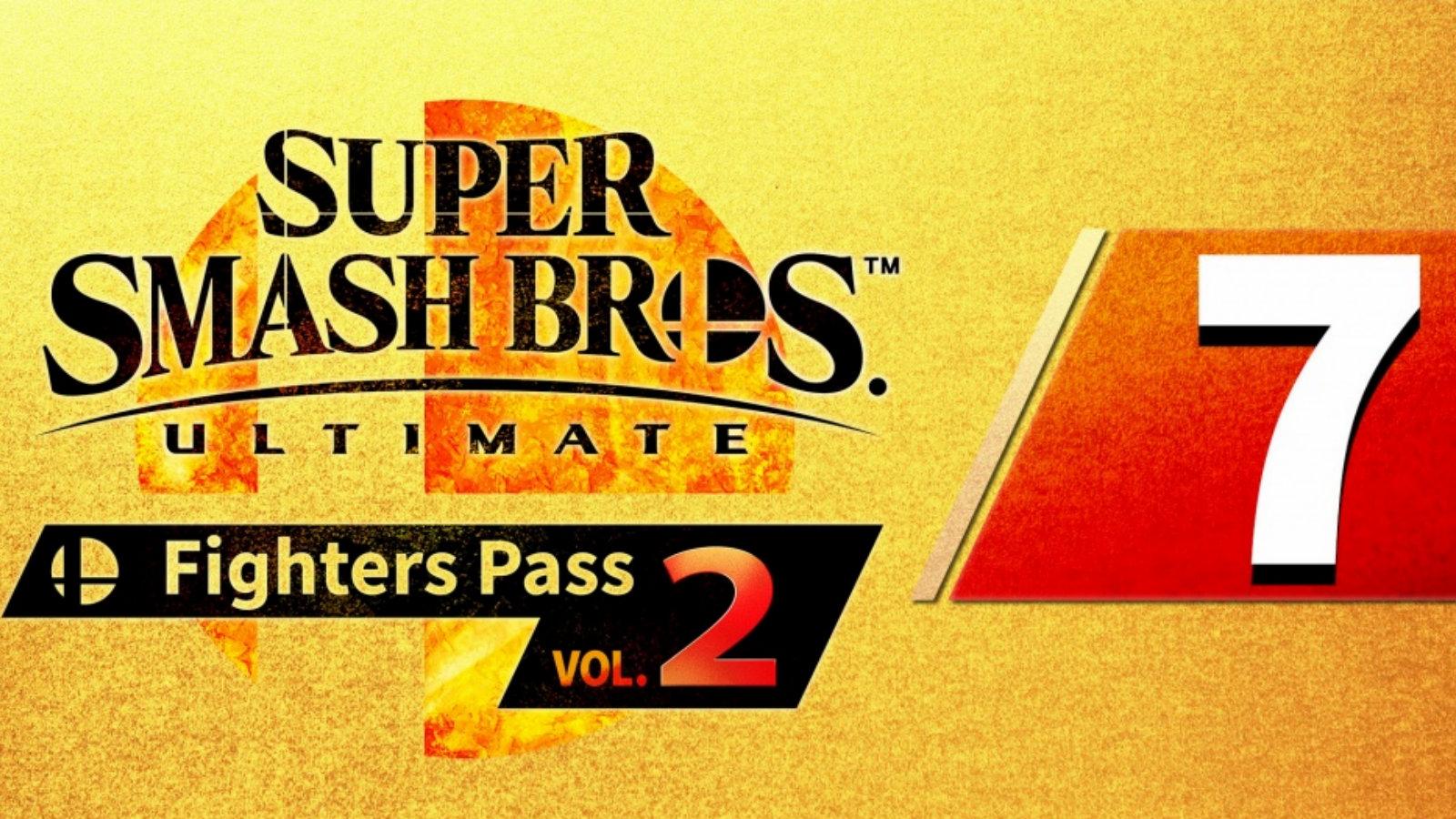 Smash Ultimate's DLC fighter 7