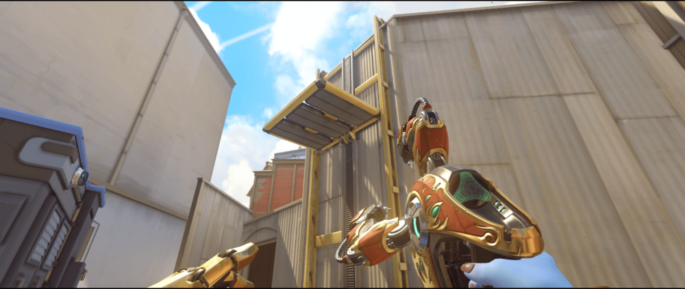 Overwatch elevators
