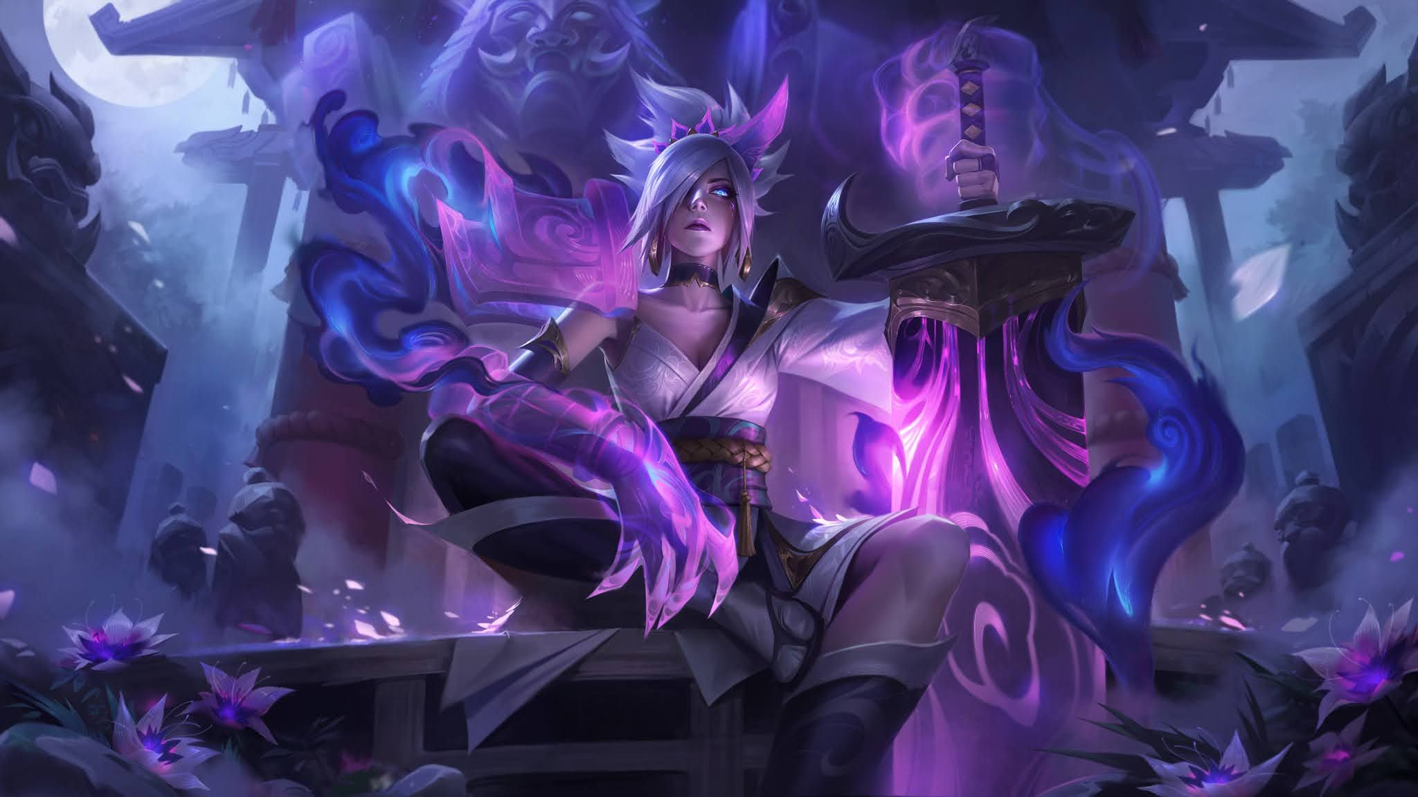 Spirit Blossom Riven in TFT