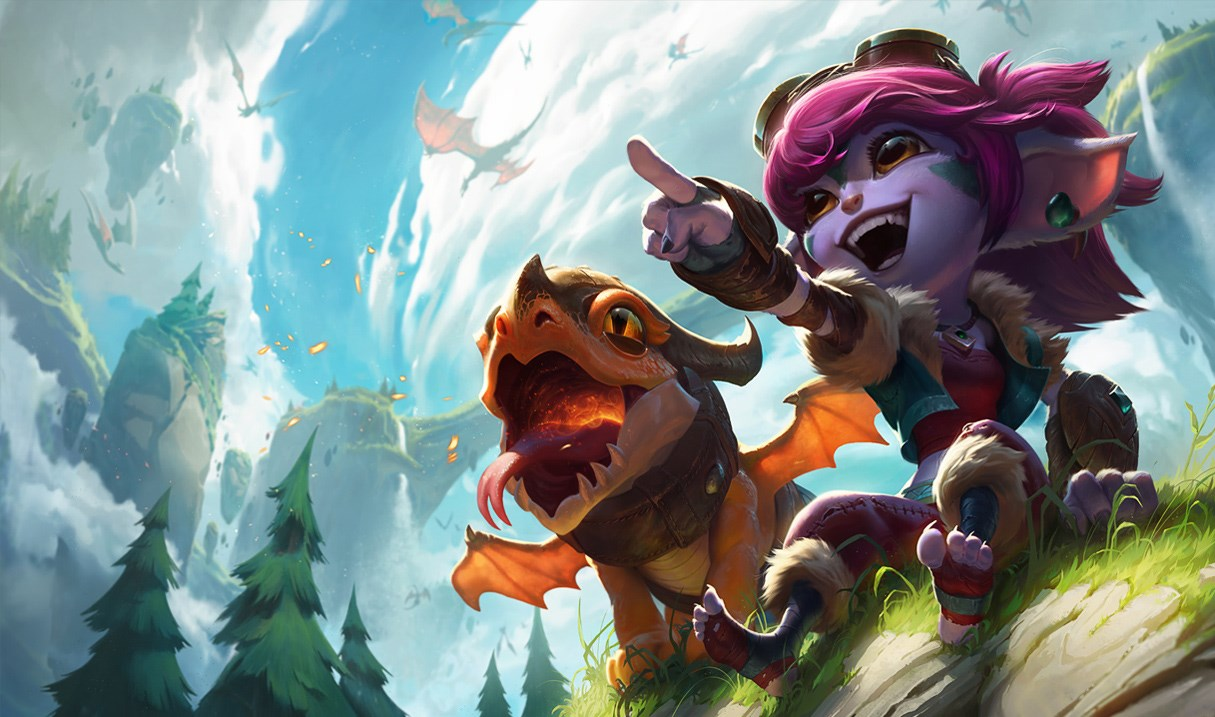 Riot is aiming to make critical strikes more accessible for AD champions post-nerfs.