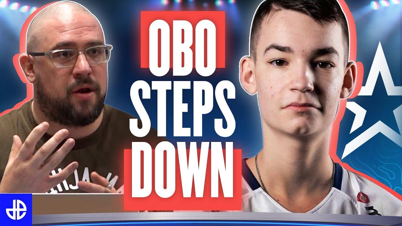 oBo Steps Down