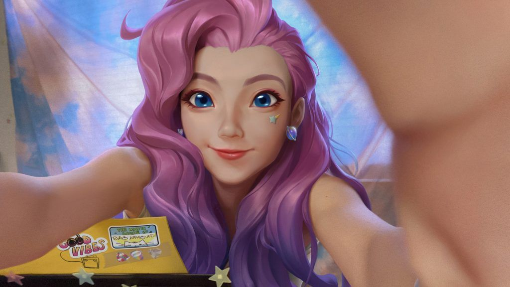 seraphine from league of legends