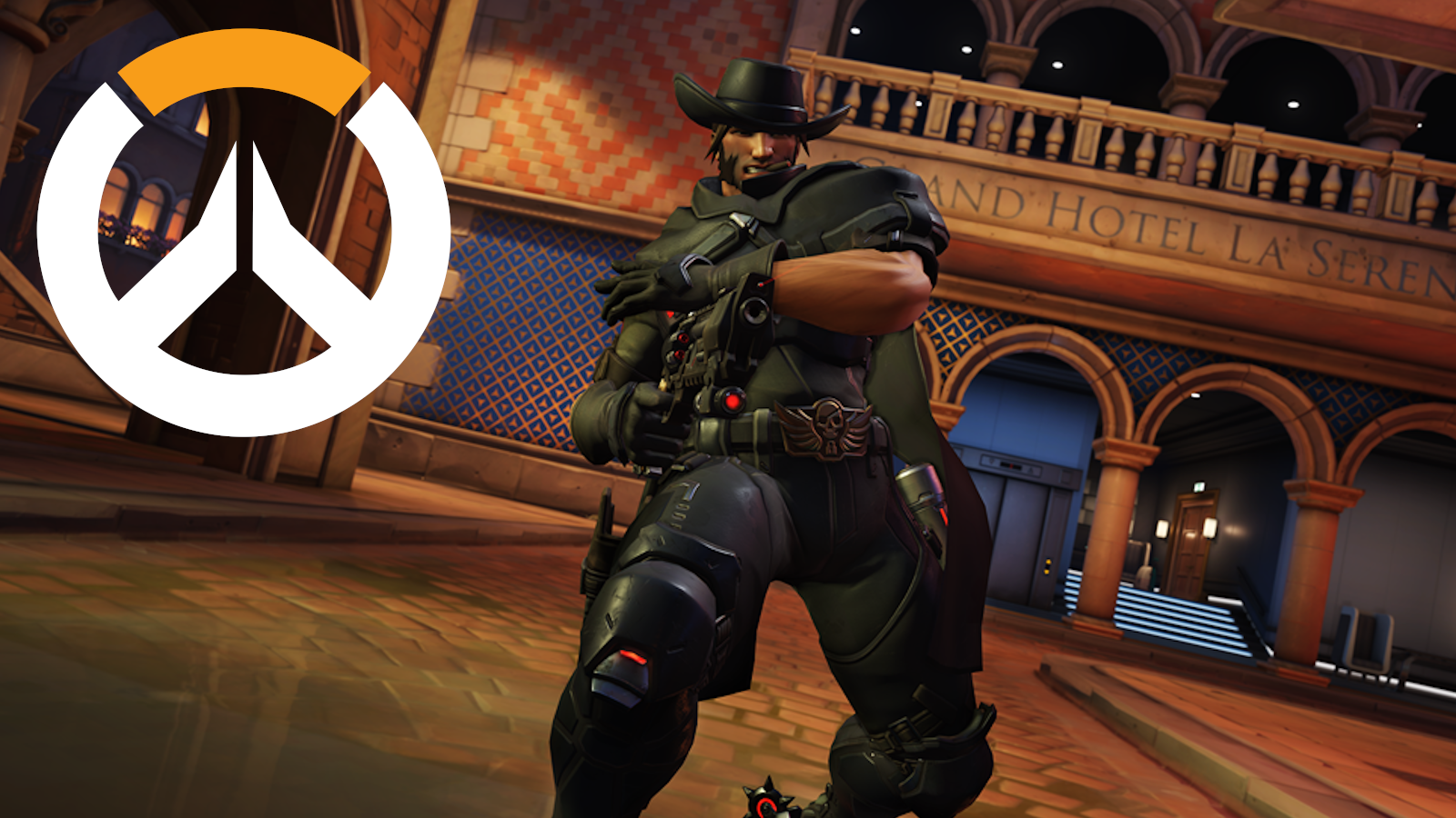 McCree buffed in Overwatch