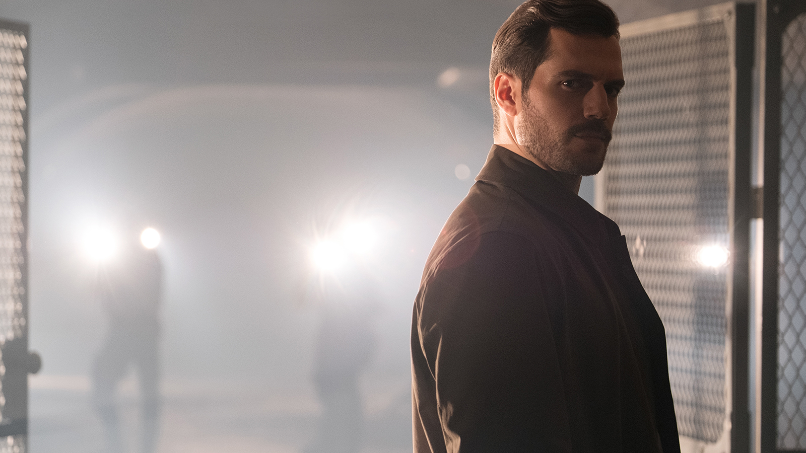 Henry Cavill appears in Mission Impossible: Fallout.
