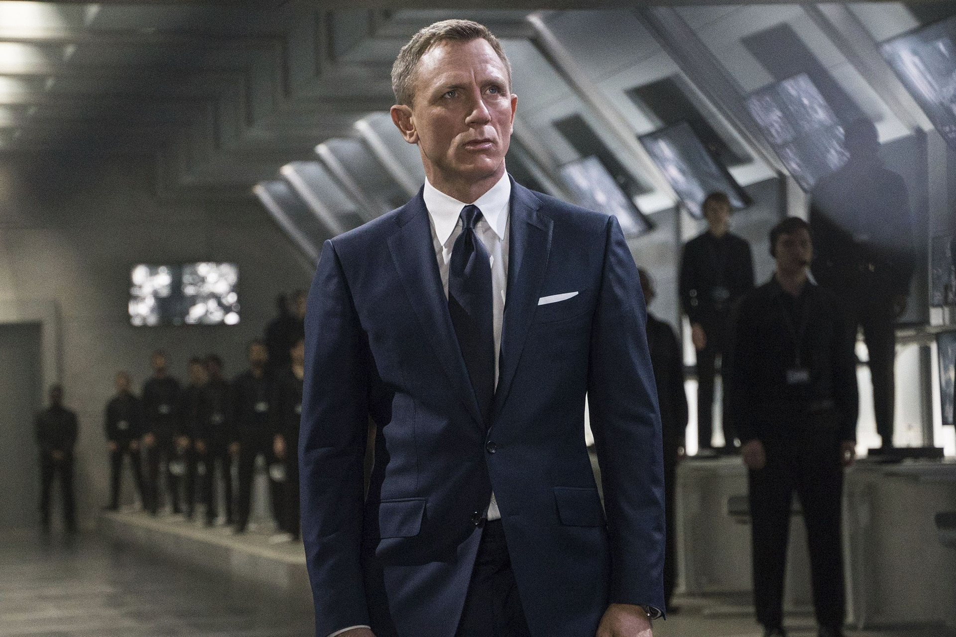 Daniel Craig will be hanging up the James Bond mantle after 'No Time To Die.'