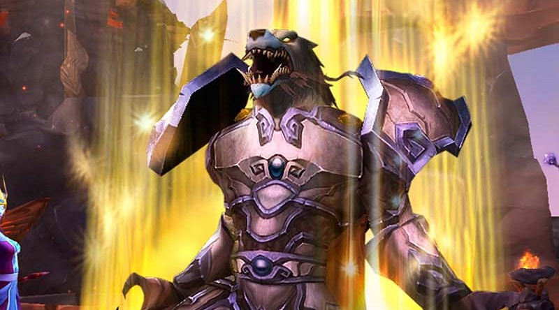 Level 120 will no longer be the World of Warcraft max cap. Instead, players will only be able to reach level 60.