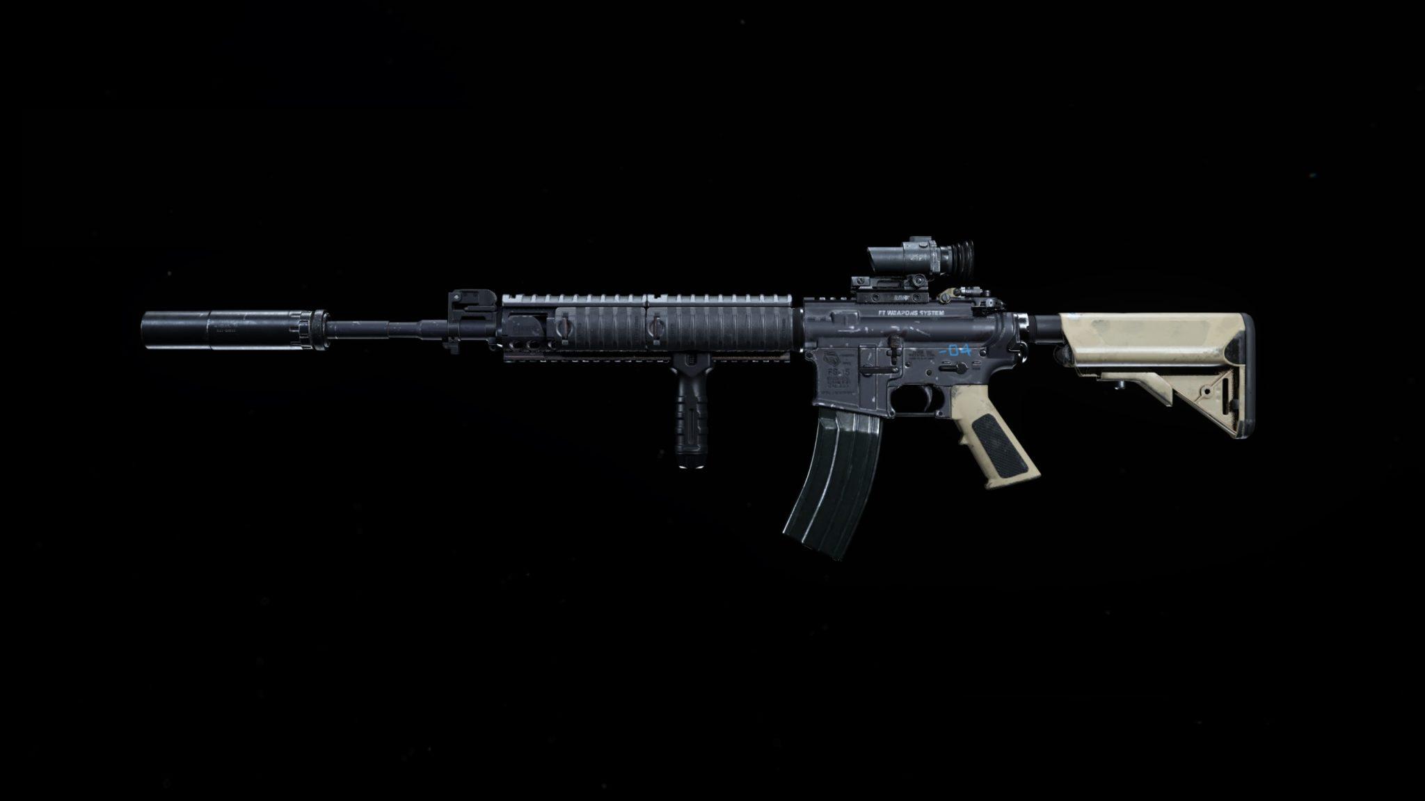 Modern Warfare M4