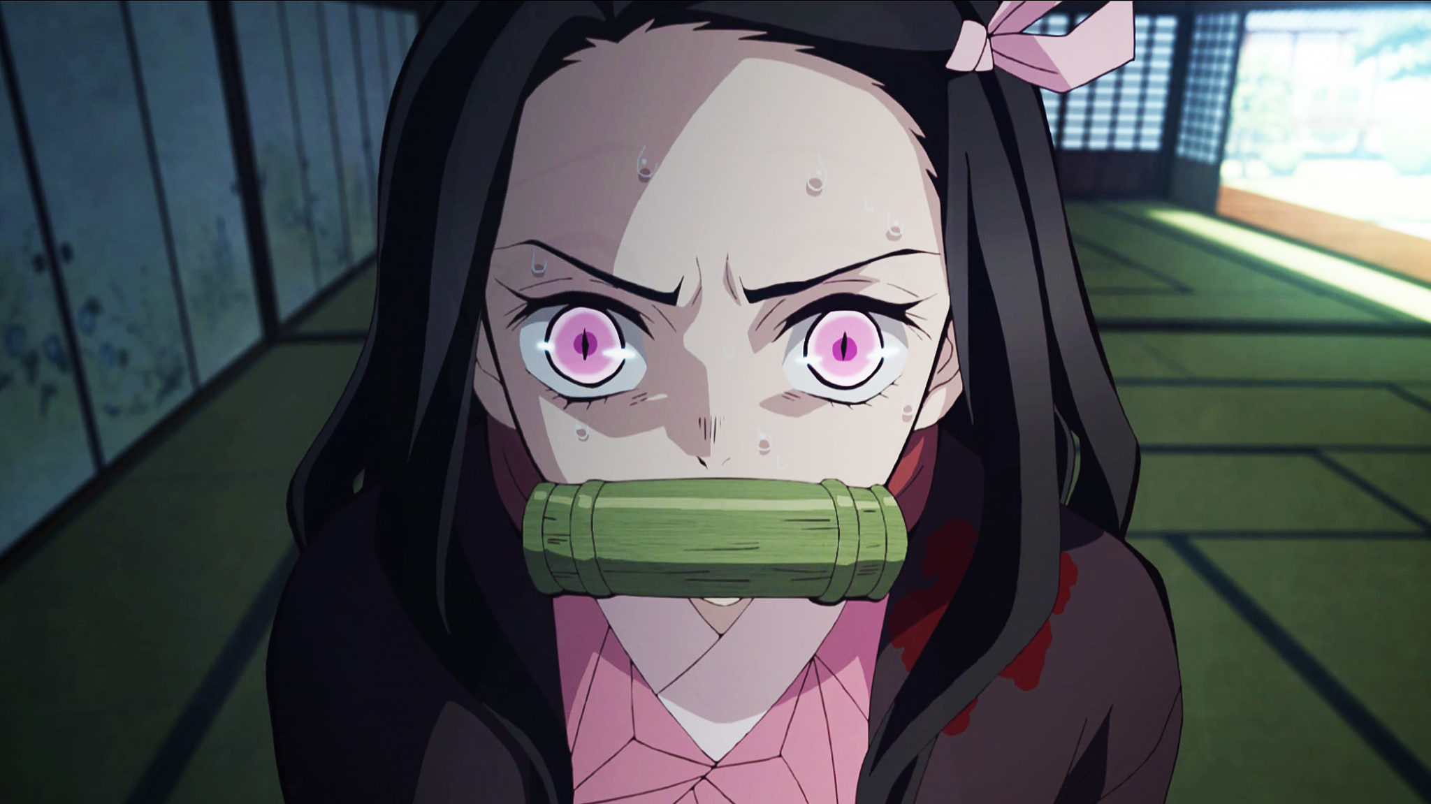 nezuko kamado demon slayer screenshot