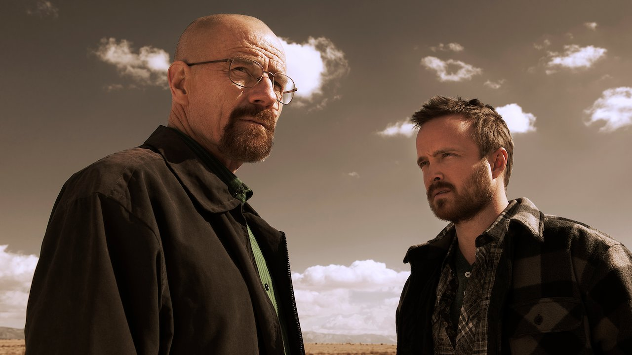 Breaking Bad Walter White and Jesse Pinkman