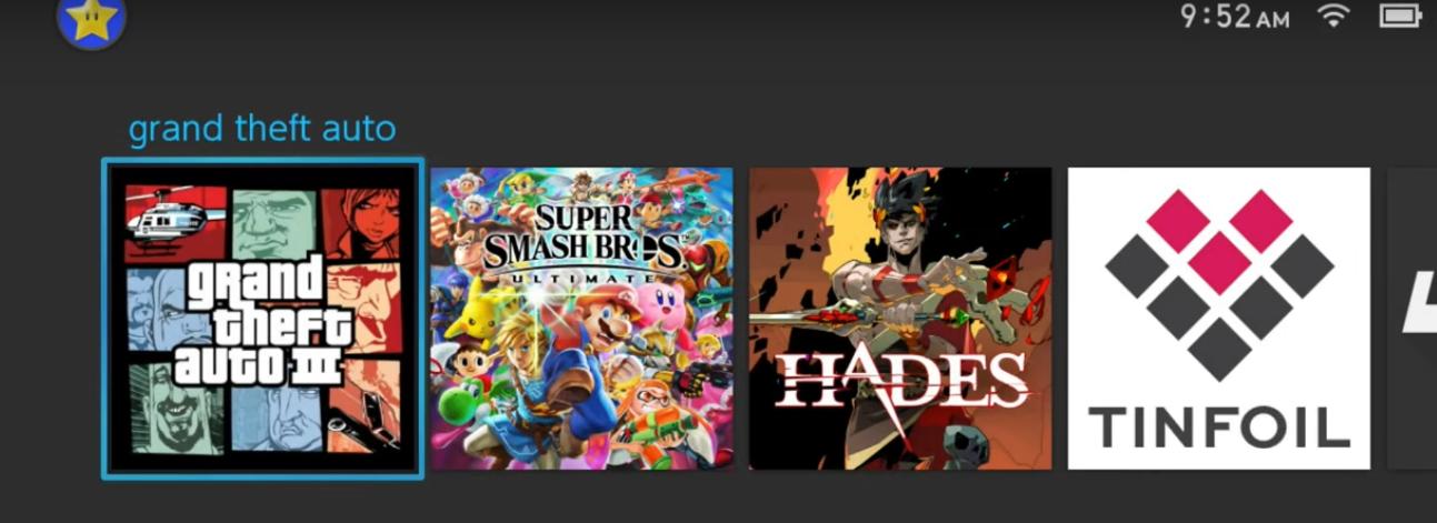 GTA on Nintendo Switch