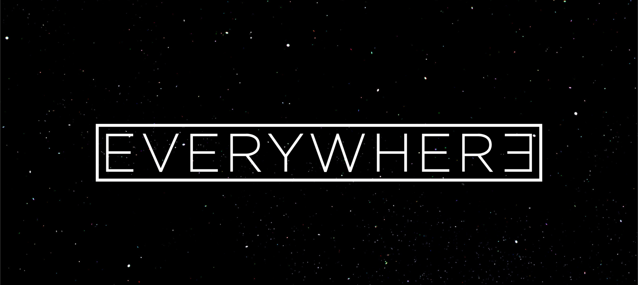 Everywhere video game logo