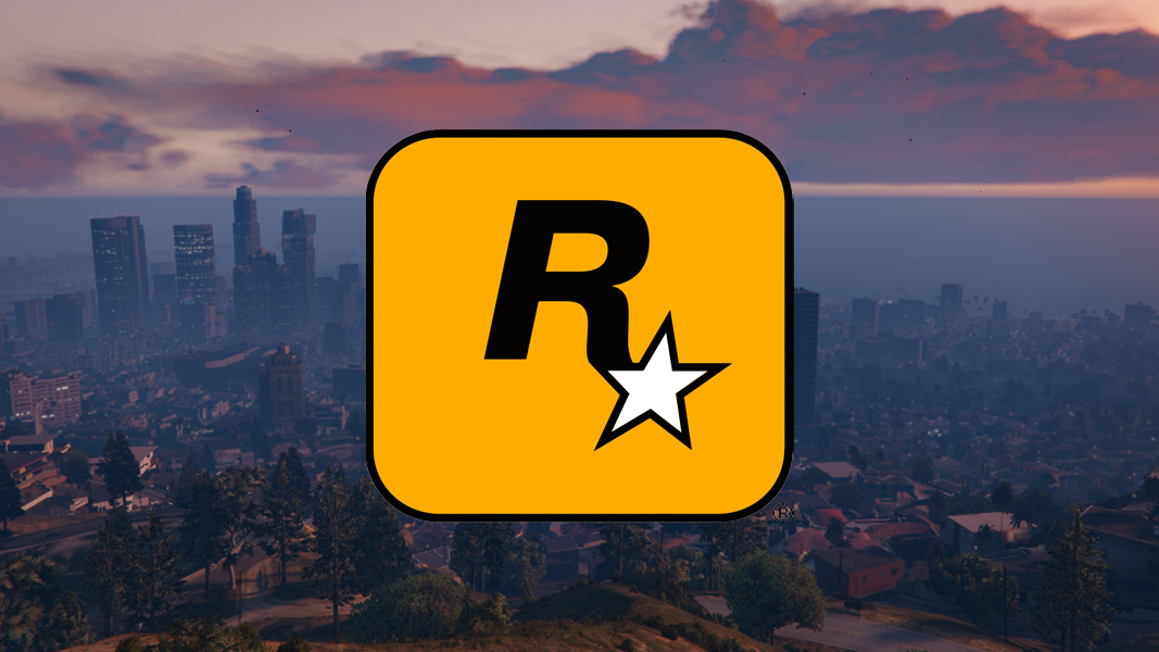 Los Santos with Rockstar Logo