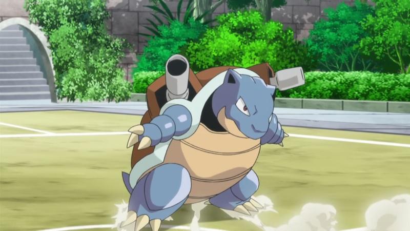 Blastoise Pokemon Go