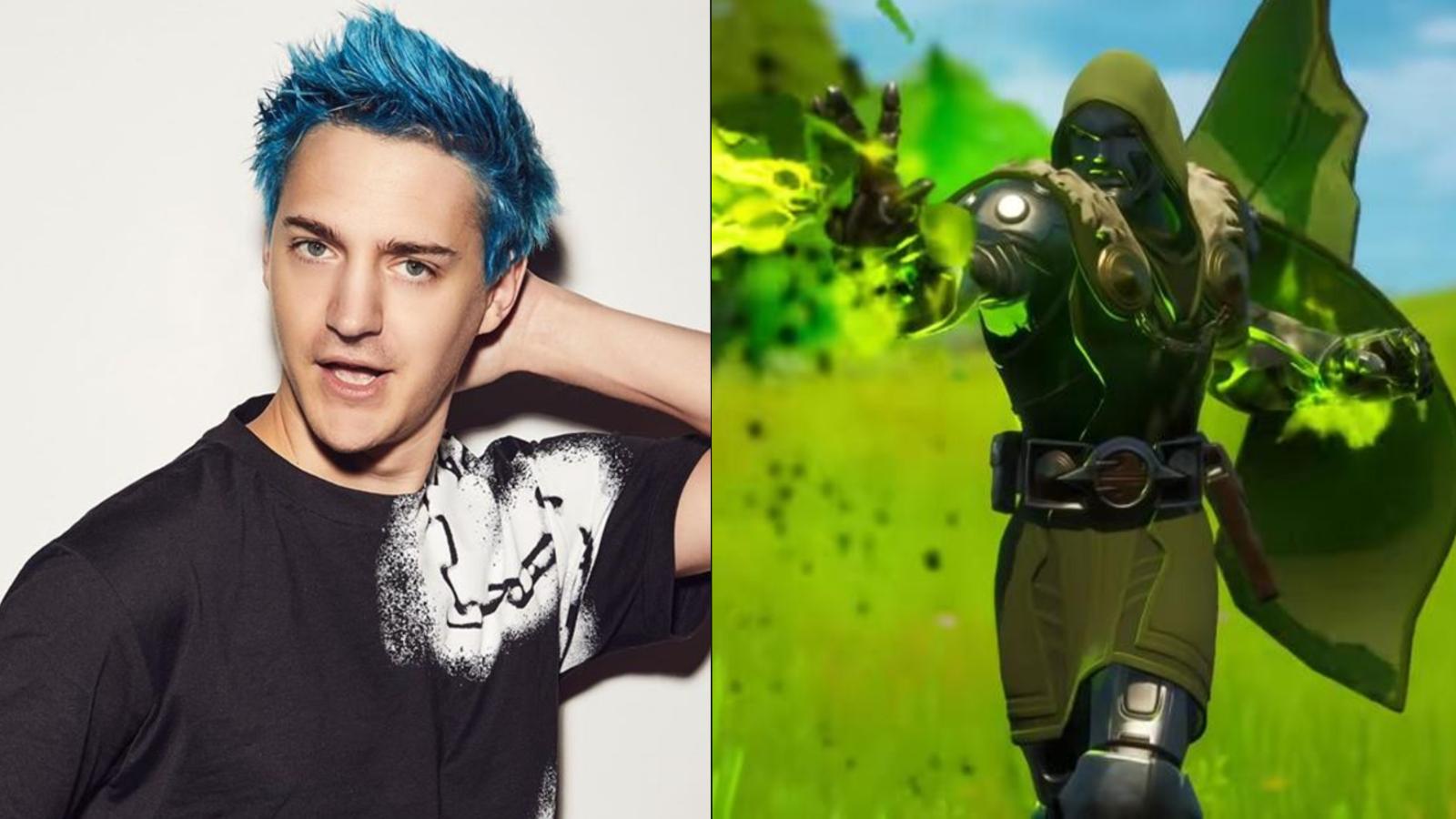 Fortnite Ninja Season 4 Epic Games Return Streamer