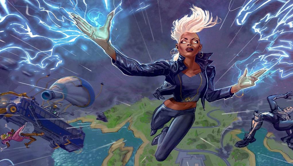 Storm in Fortnite