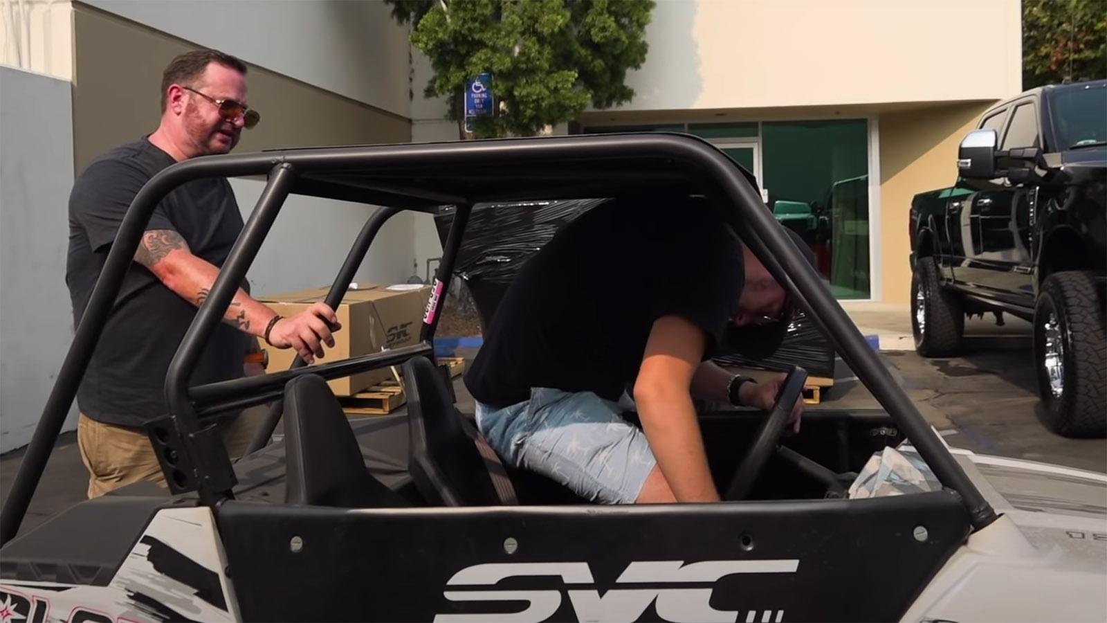 Savage Garage Off Roading Toys