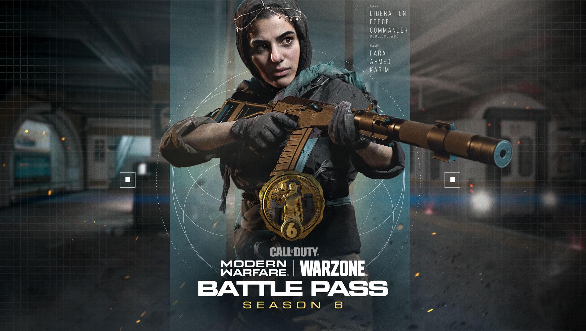 Modern Warfare Season 6 Battle Pass 100 Tiers Rewards Price More Dexerto