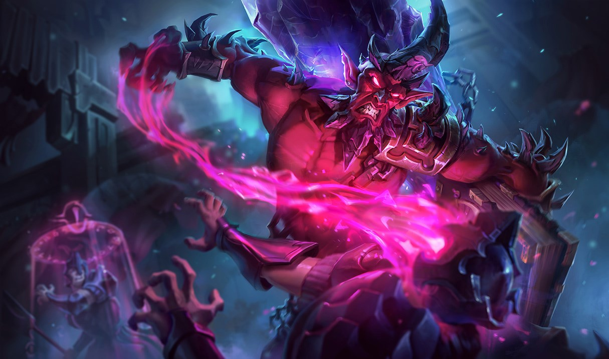 Ryze is one of a dozen champions getting a big buff in LoL patch 10.20.