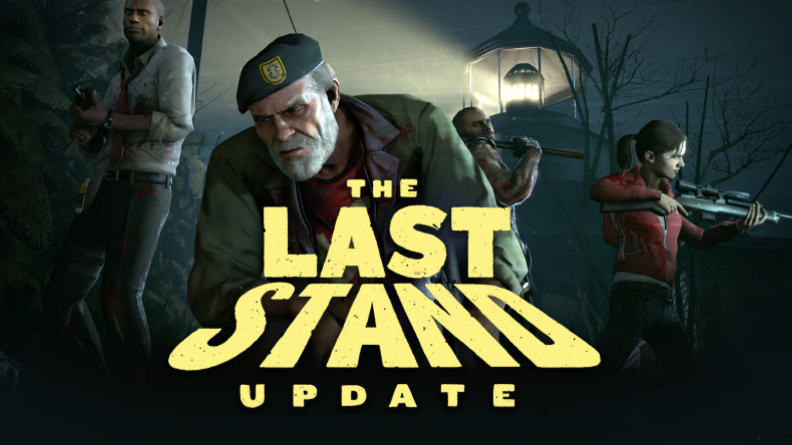 The Last Stand update in L4D2