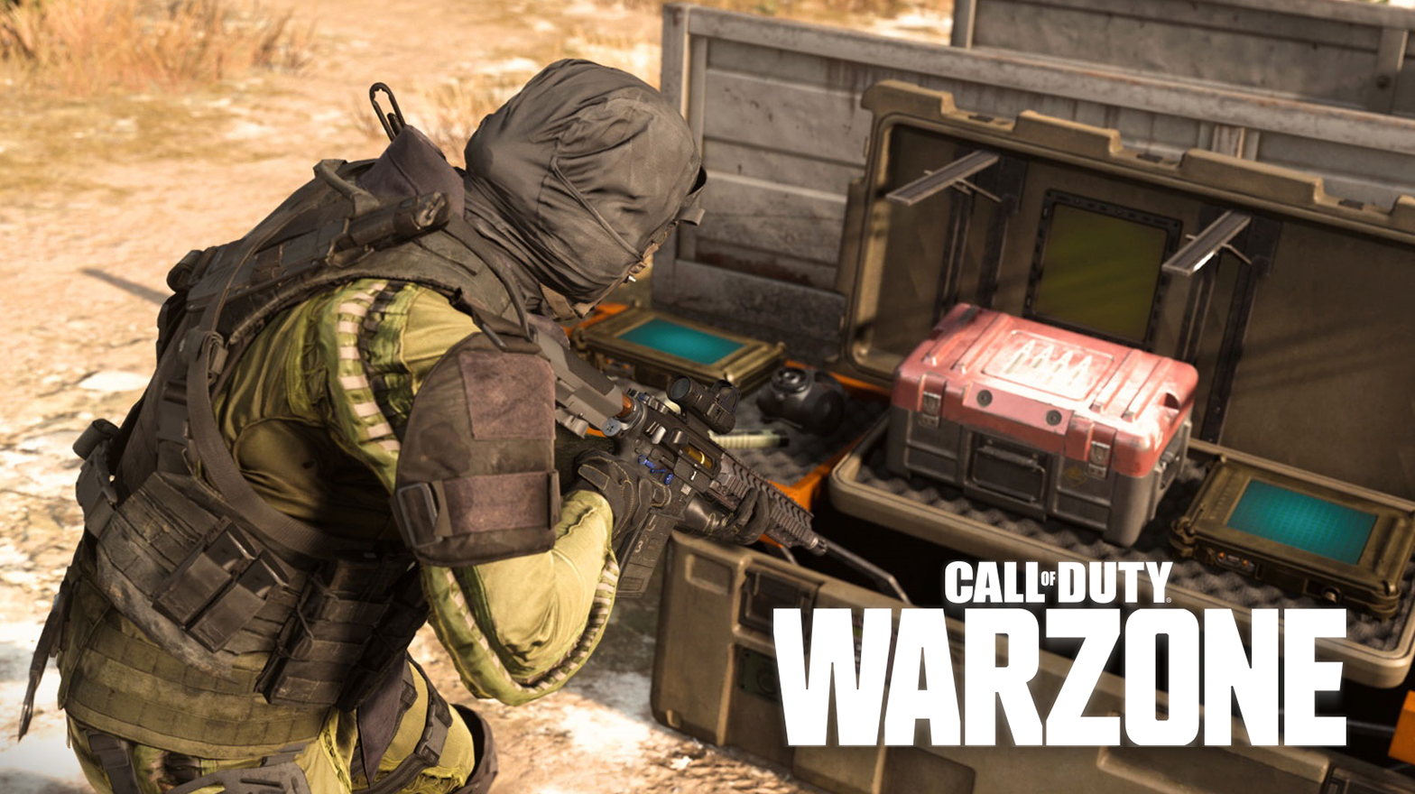 Call of Duty Warzone Buy Station