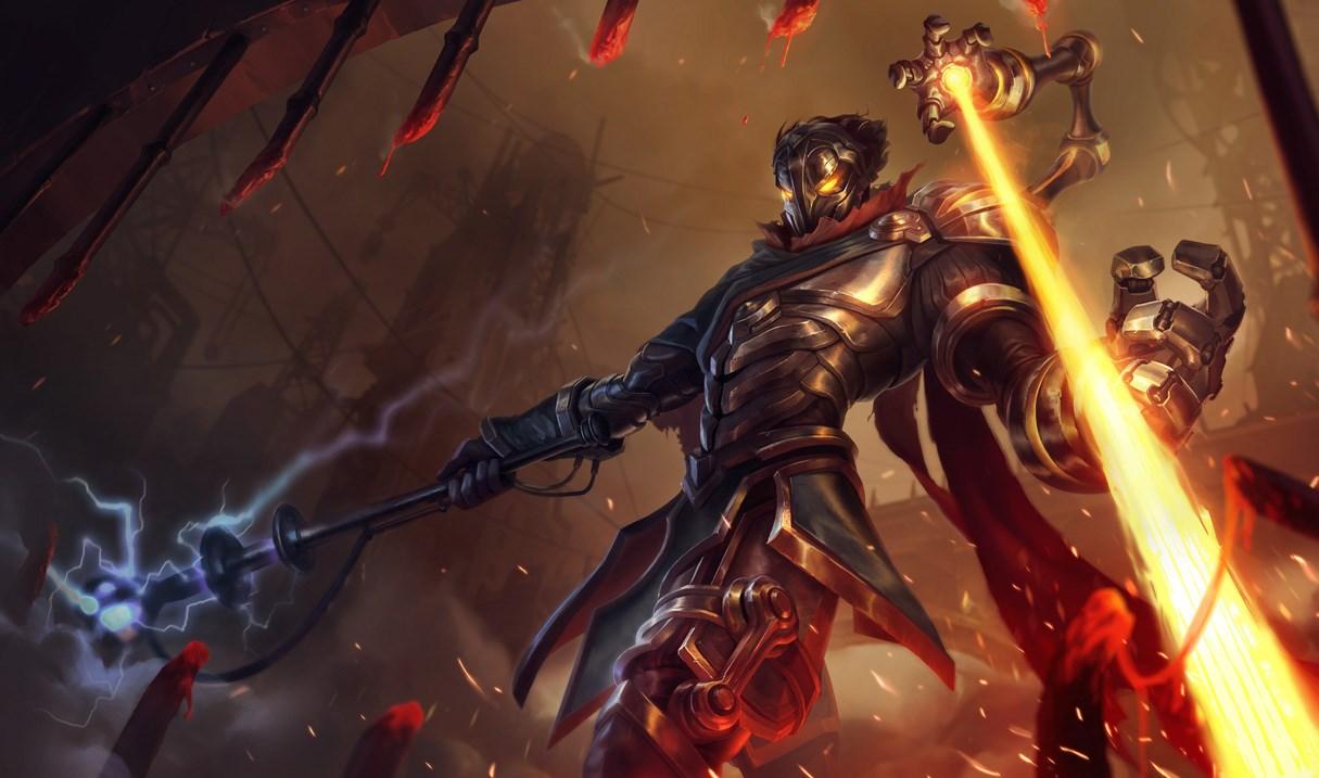 Classic Viktor skin in League of Legends