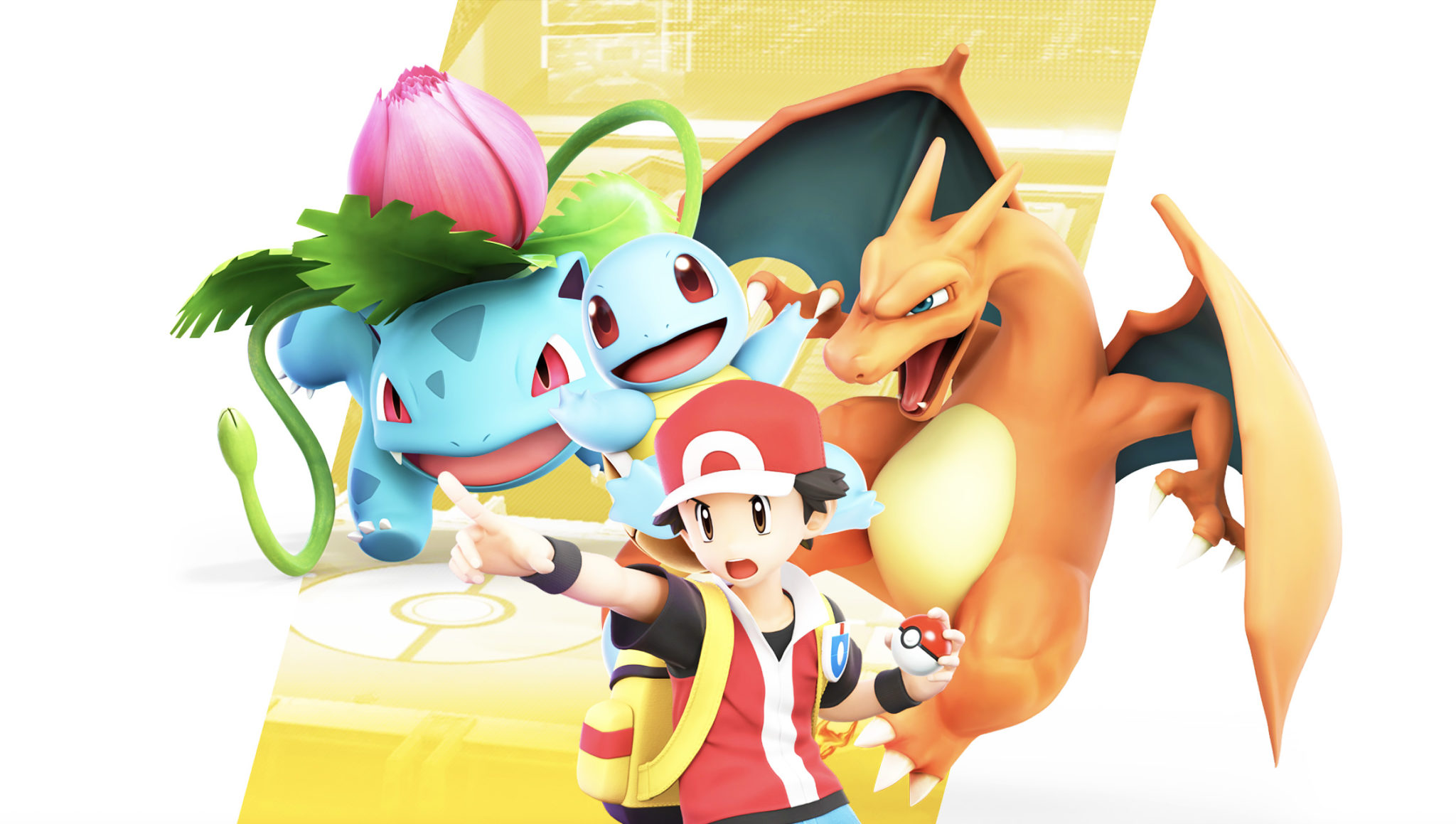 Pokemon trainer in smash
