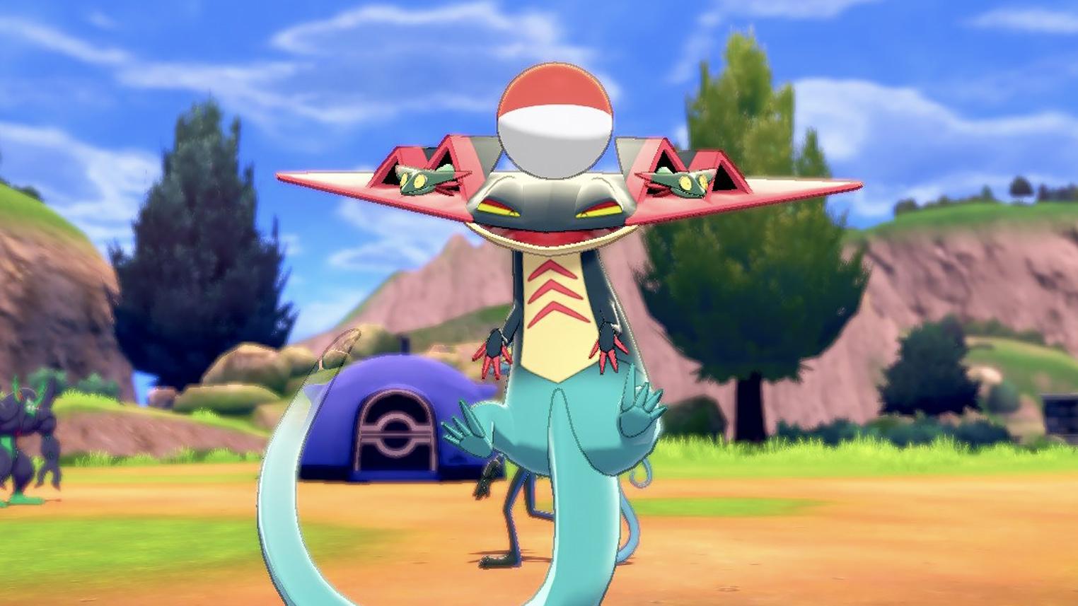 dragapult in pokemon sword shield