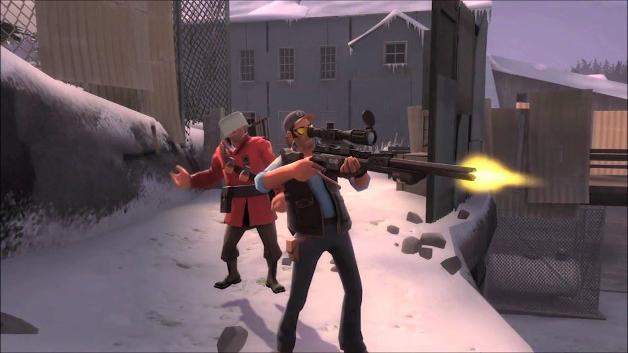 TF2 gameplay