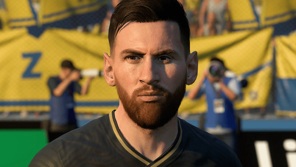 Messi FIFA 21