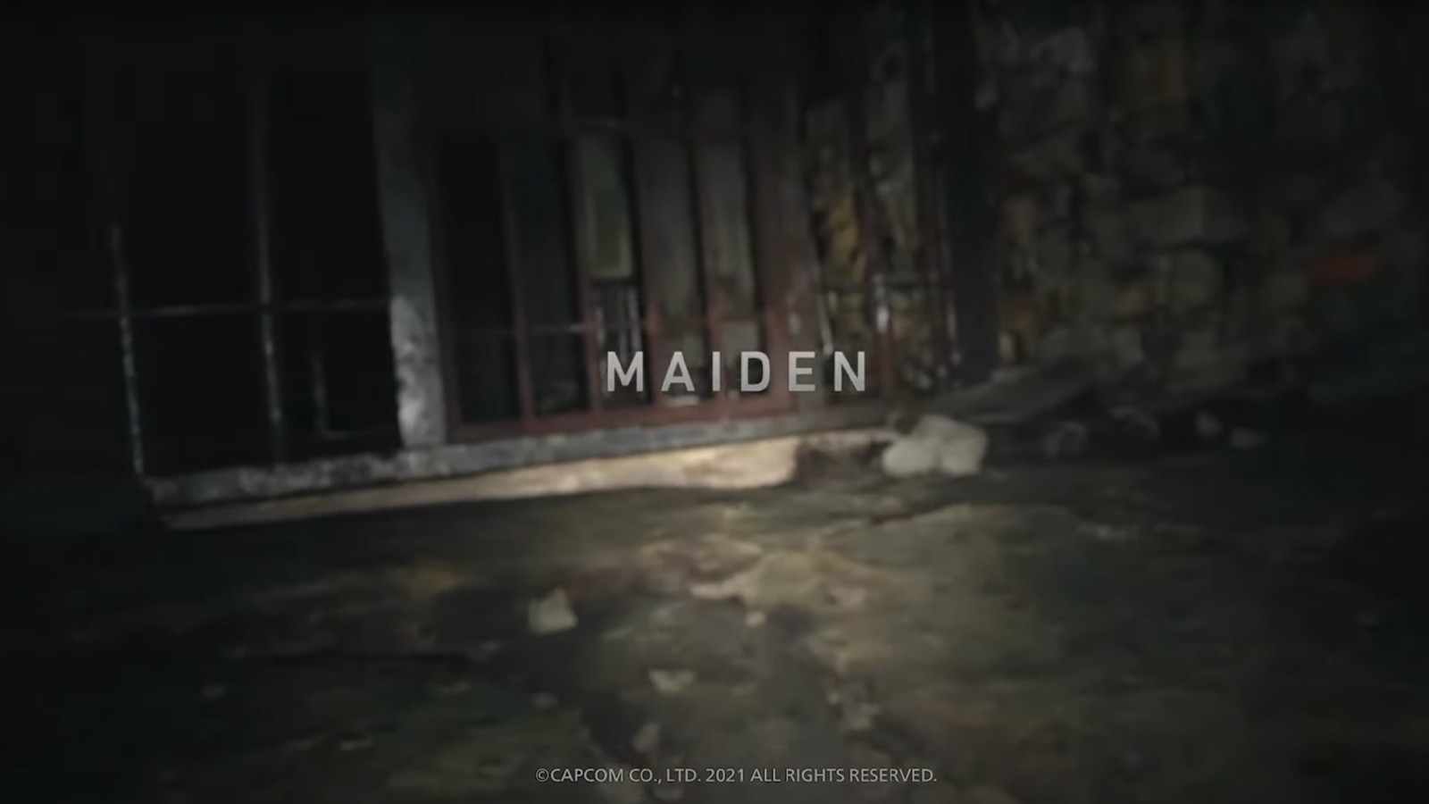 Maiden demo PS5 exclusive Resident Evil