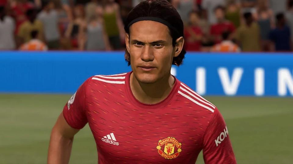 FIFA 21 cavani