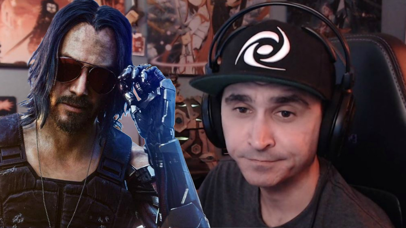 Johnny Silverhand and Summit1g