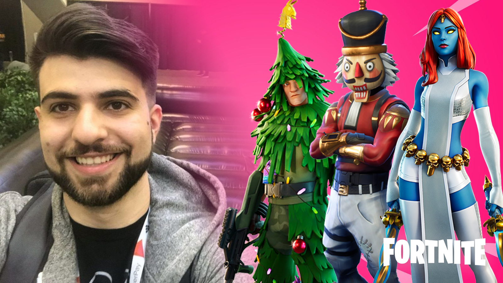 SypherPK Fortnite Pay-To-Win Skins