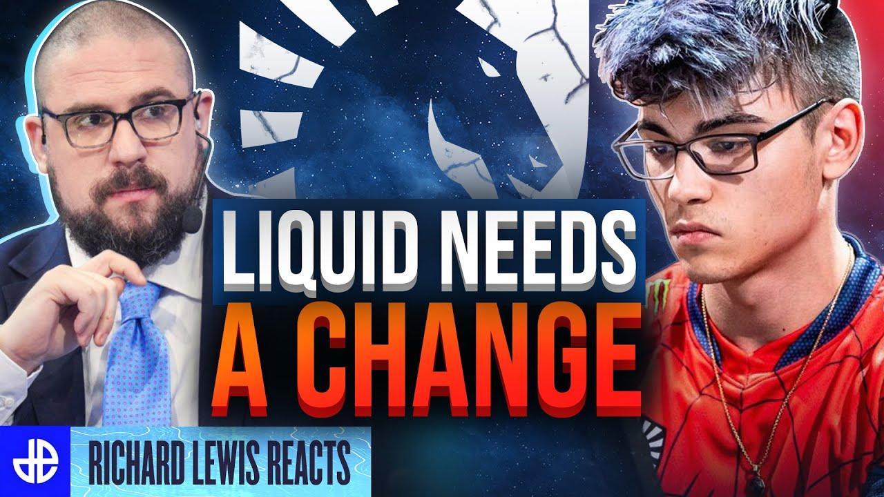 Team Liquid at IEM Global Challenge