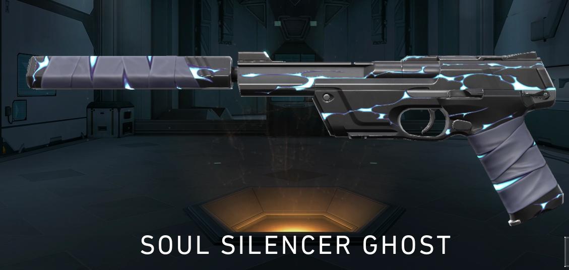 Omen Ghost Skin Valorant