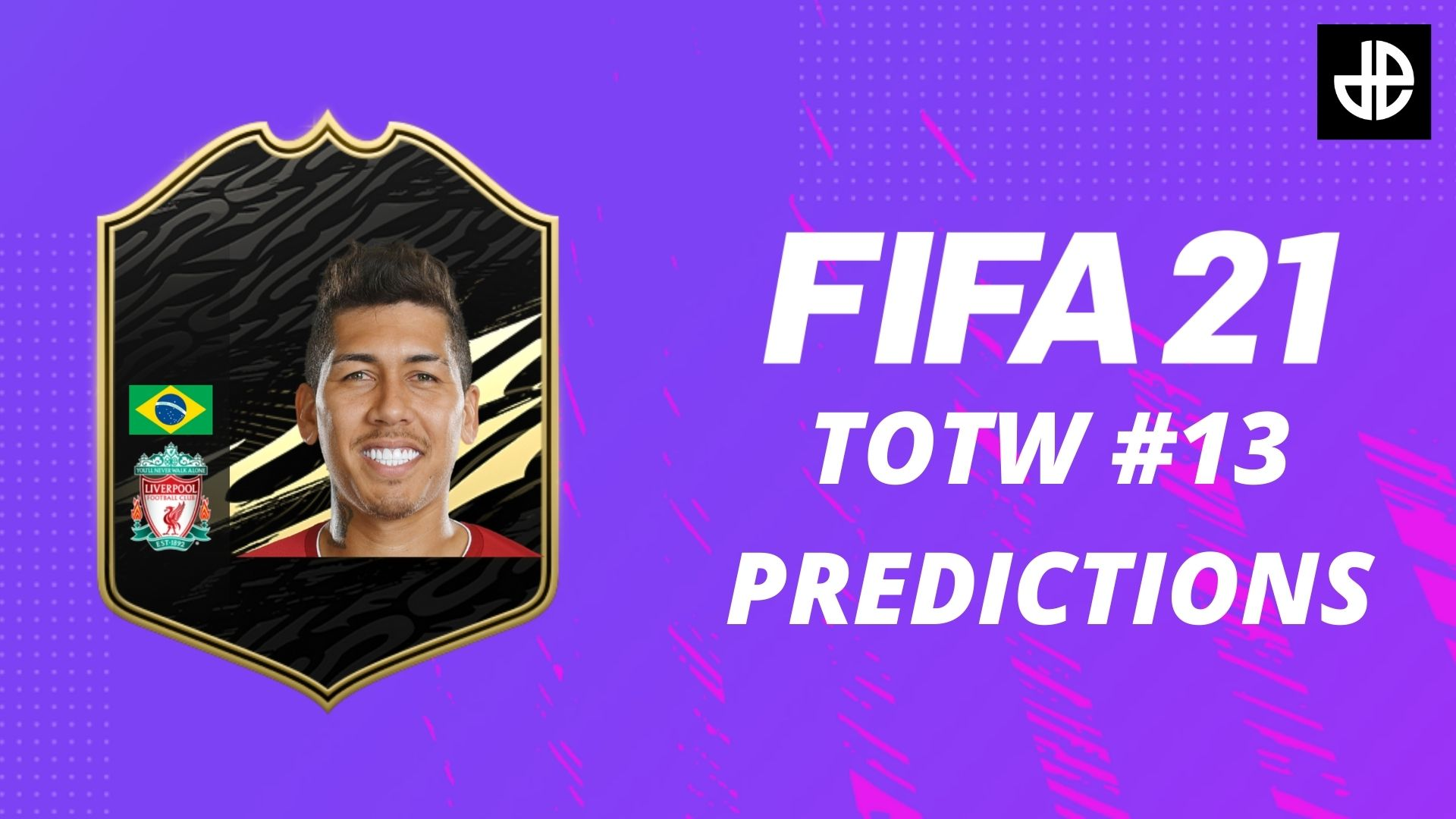 FIFA 21 Team of the Week 13 Firmino
