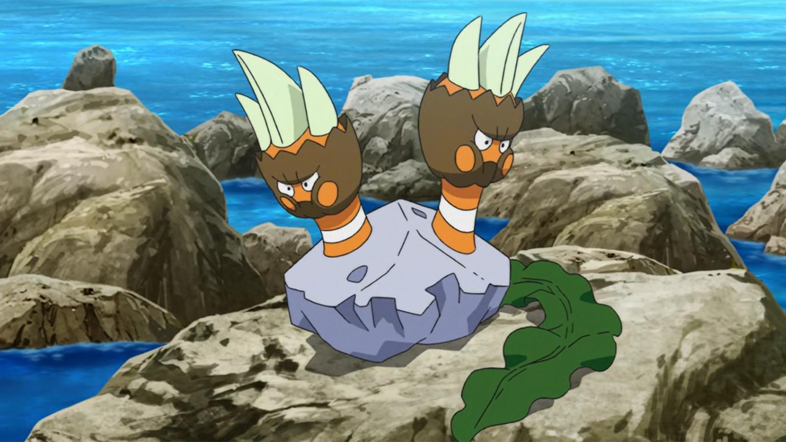 Binacle Pokemon