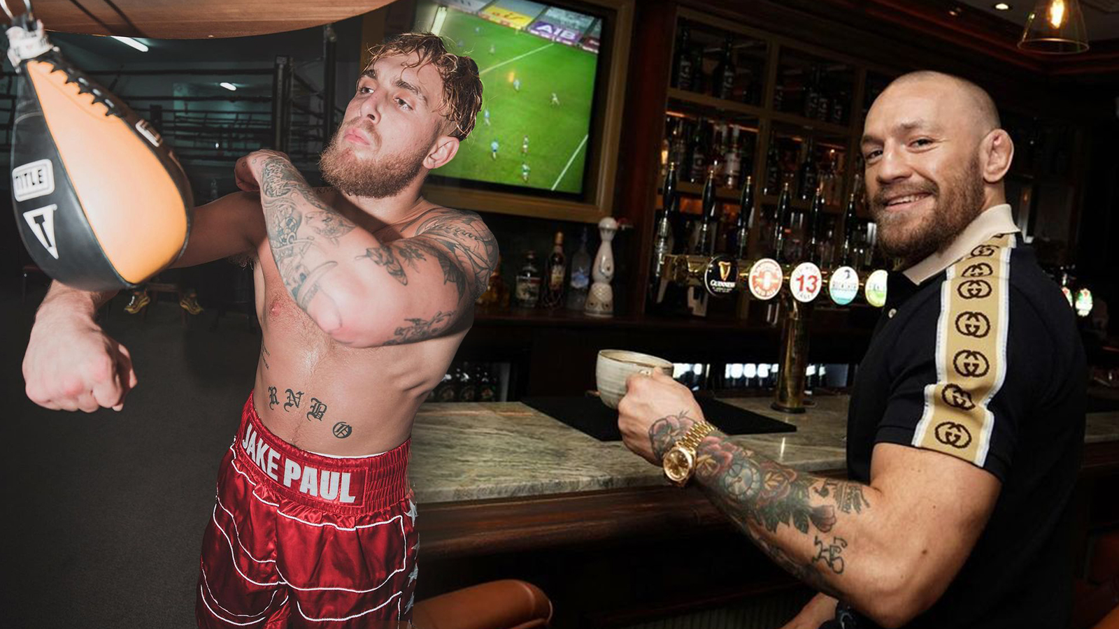 Jake Paul Conor McGregor Boxing