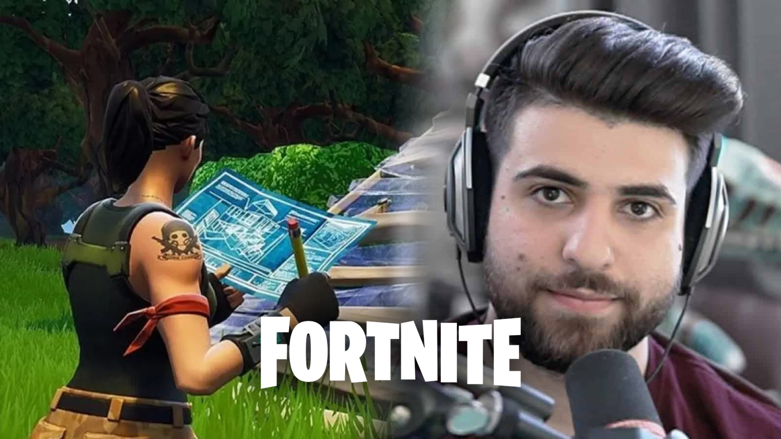 Fortnite pre-editing changes with SypherPK
